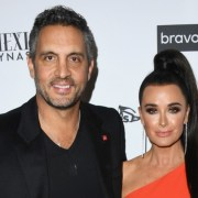 """Mauricio Umansky and Kyle Richards Bravo's Premiere Party For """"The Real Housewives Of Beverly Hills"""" Season 9 And """"Mexican Dynasties"""" - Arrivals"""