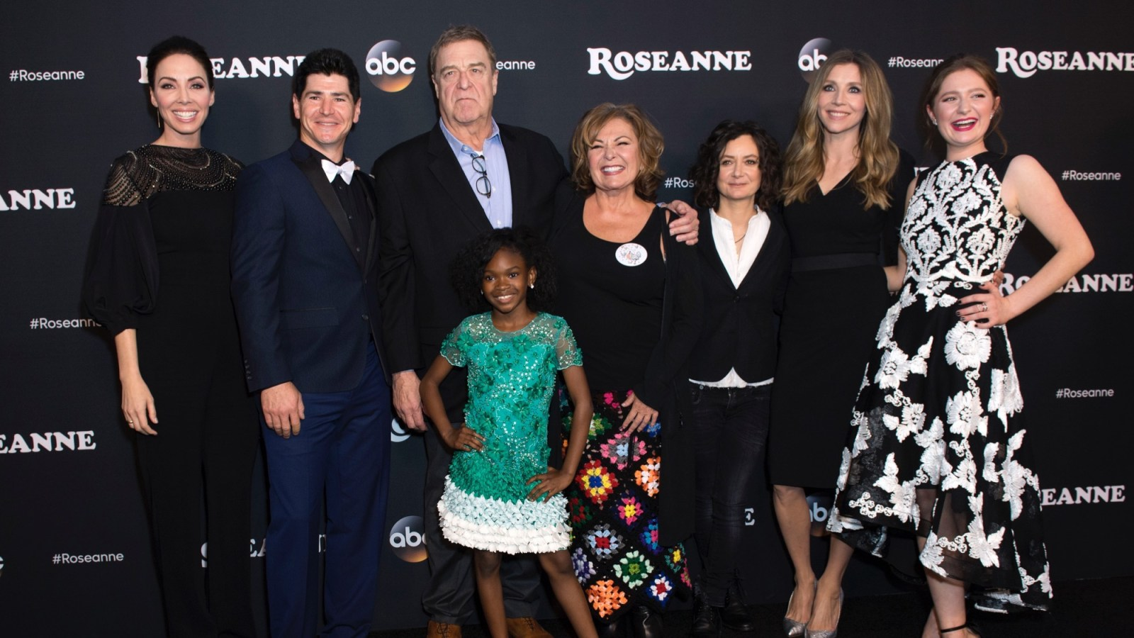 Roseanne ENTERTAINMENT-US-TELEVISION-ROSEANNE