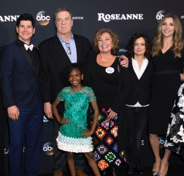 Roseanne ENTERTAINMENT-US-TELEVISION-ROSEANNE