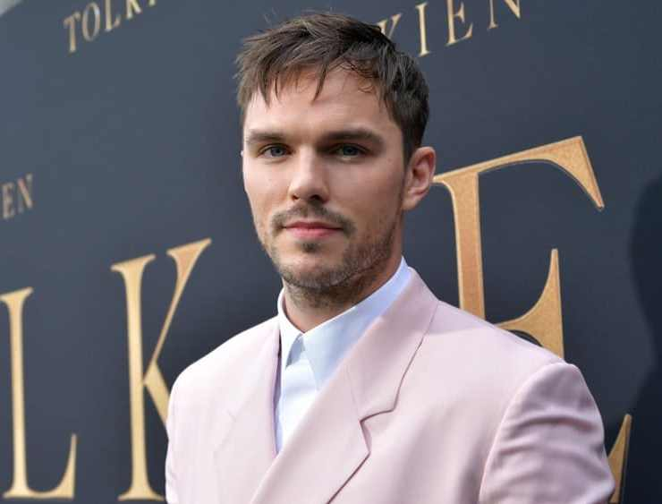 """Nicholas Hoult LA Special Screening Of Fox Searchlight Pictures' """"Tolkien"""" - Red Carpet"""