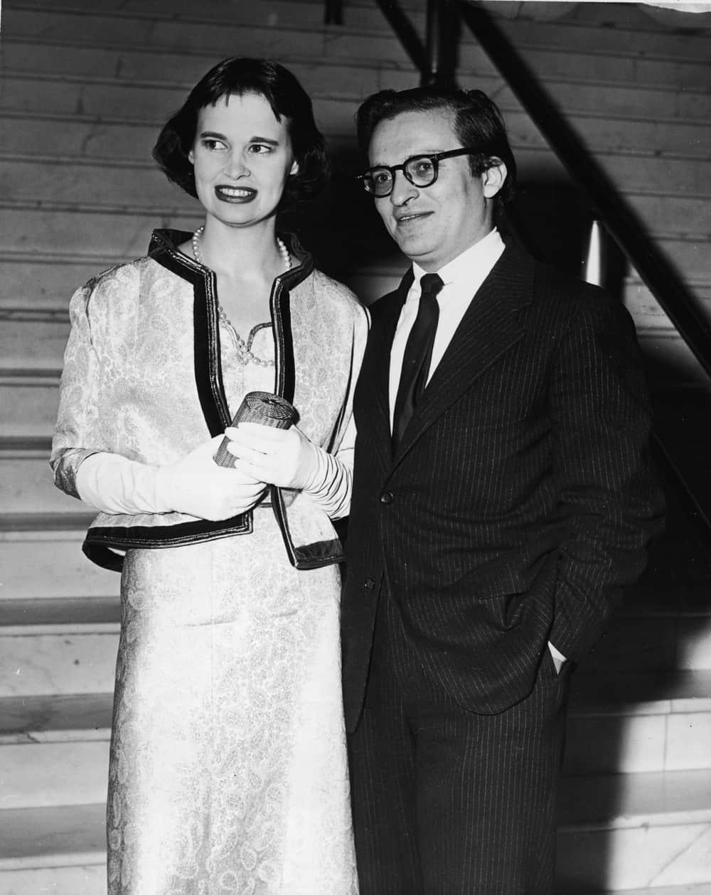 Gloria Vanderbilt & Sidney Lumet