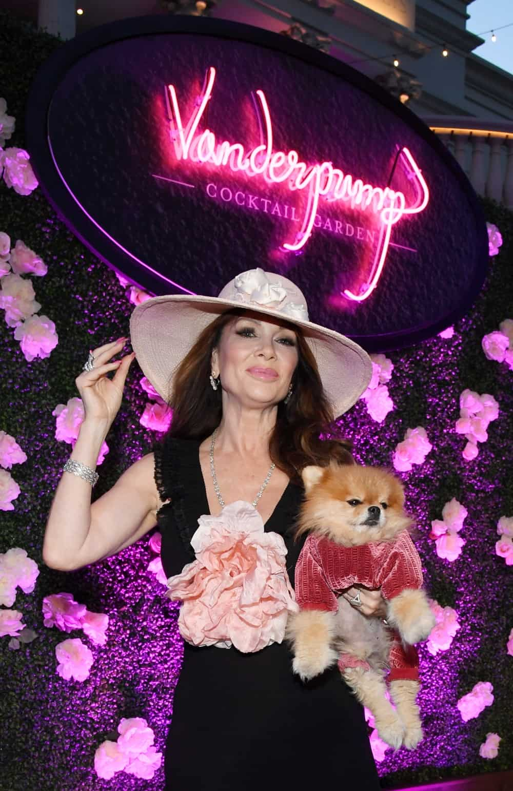 Lisa Vanderpump The Grand Tasting At Vegas Uncork'd by Bon Appétit