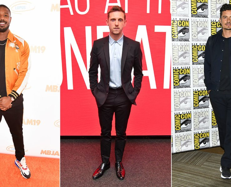 Red Carpet Recap: Michael B. Jordan, Jamie Bell, Orlando Bloom