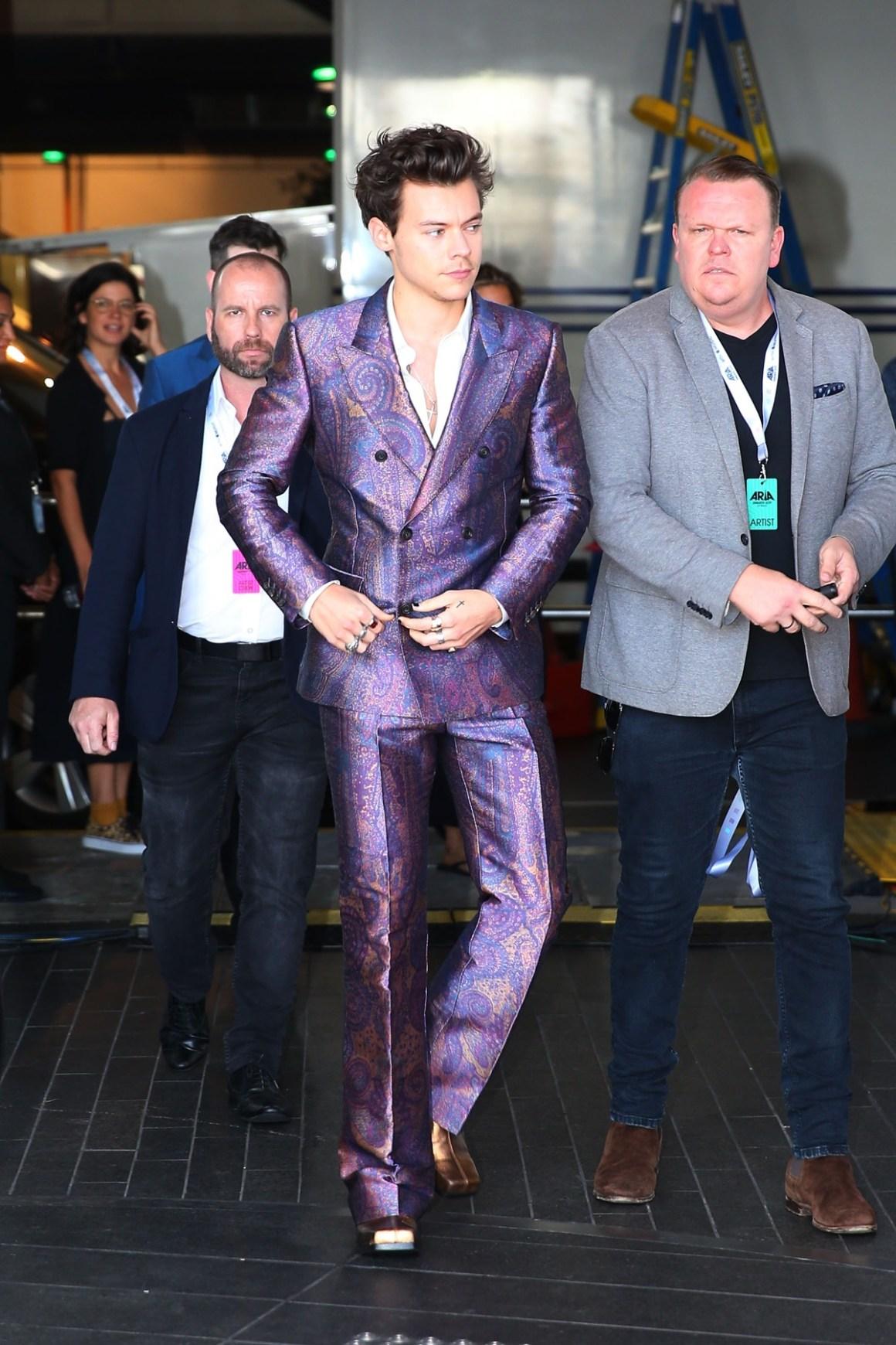 31st Annual ARIA Awards 2017 - Arrivals