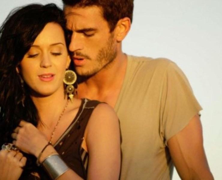 Katy Perry Josh Kloss Teenage Dream