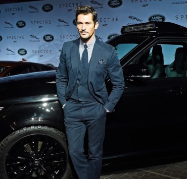"""Jaguar Land Rover Celebrate Their Vehicles Starring In The New Bond Film, """"SPECTRE"""""""