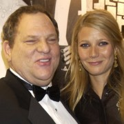 Actress Gwyneth Paltrow And Harvey Weinstein