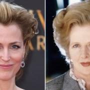 Gillian Anderson Cast As Margaret Thatcher