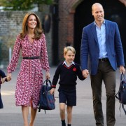 Princess Charlotte's First Day Of School