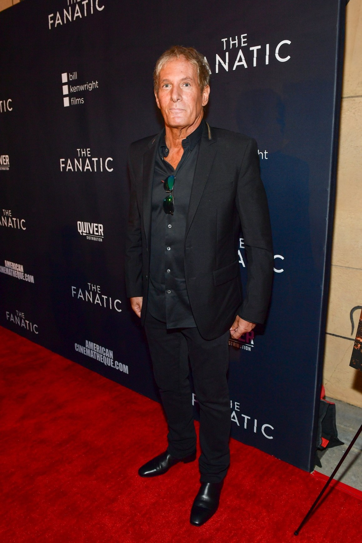"""Premiere Of Quiver Distribution's """"The Fanatic"""" - Red Carpet"""