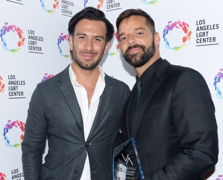 Los Angeles LGBT Center's 49th Anniversary Gala Vanguard Awards