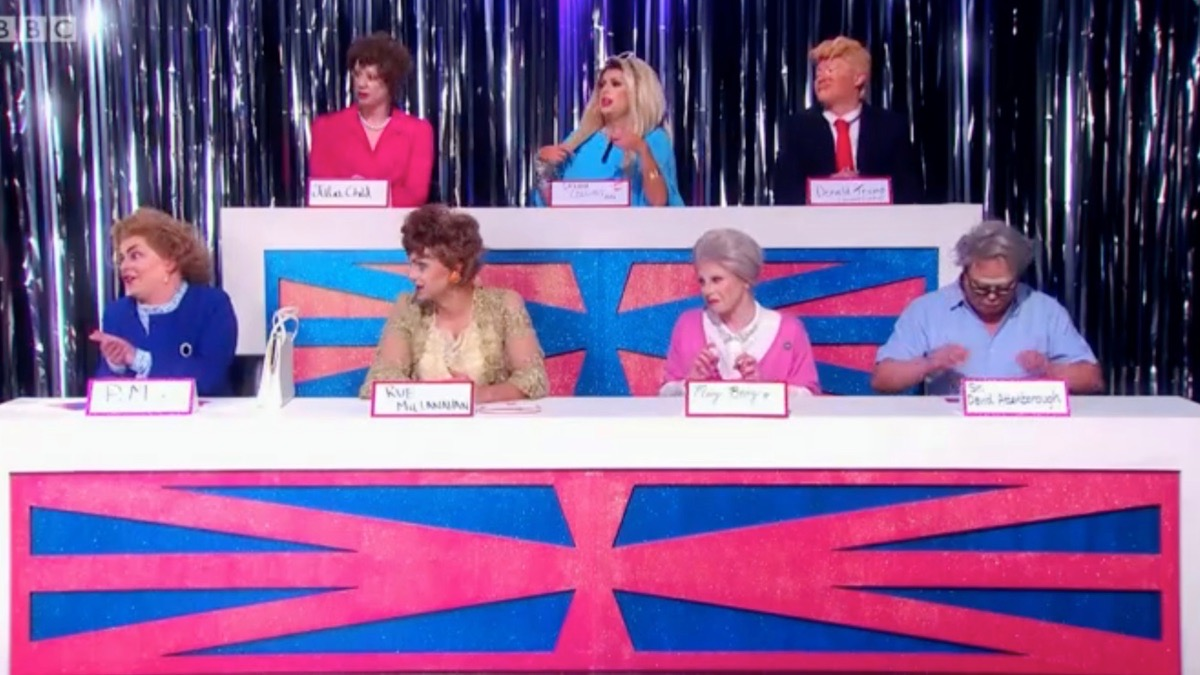 RuPaul's Drag Race Snatch Game
