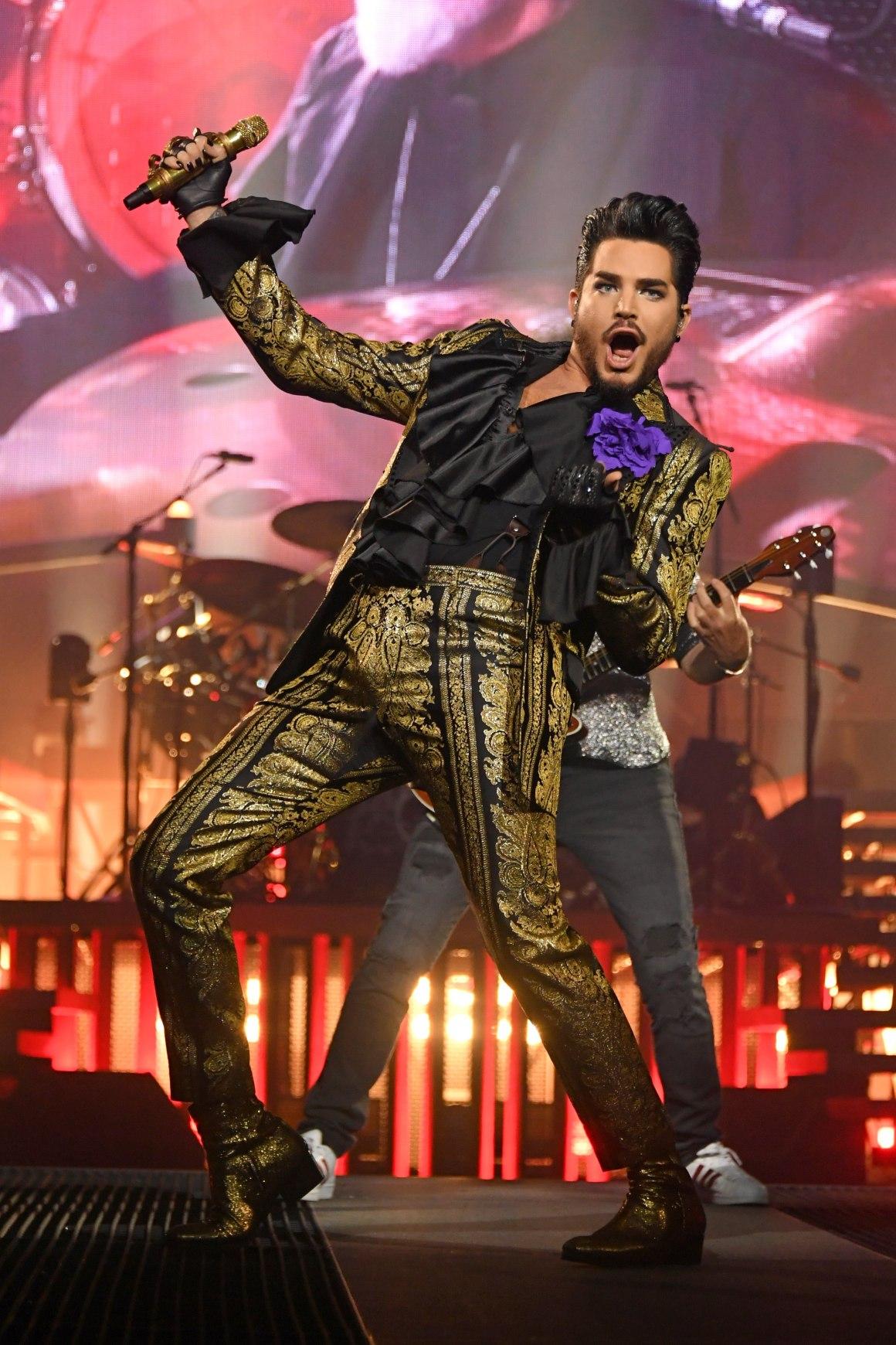 Queen + Adam Lambert In Concert - New York, NY