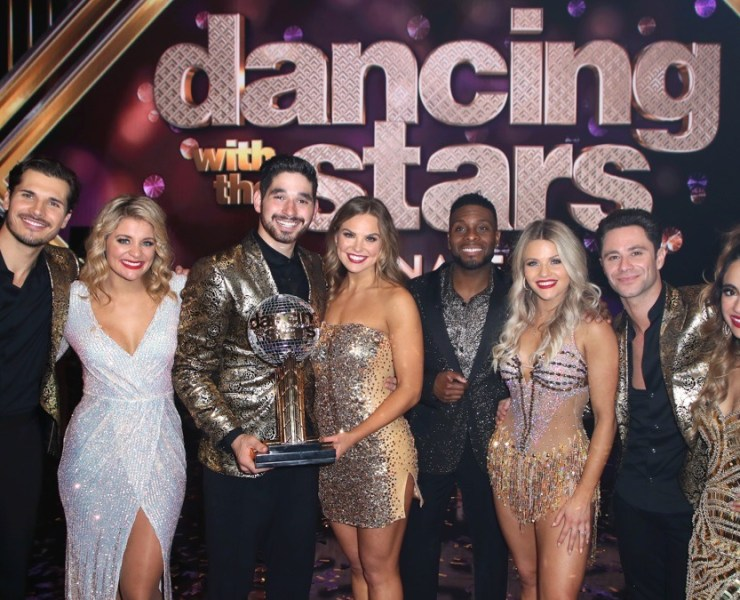 """""""Dancing With The Stars"""" Season 28 Finale - November 25, 2019 - Arrivals"""