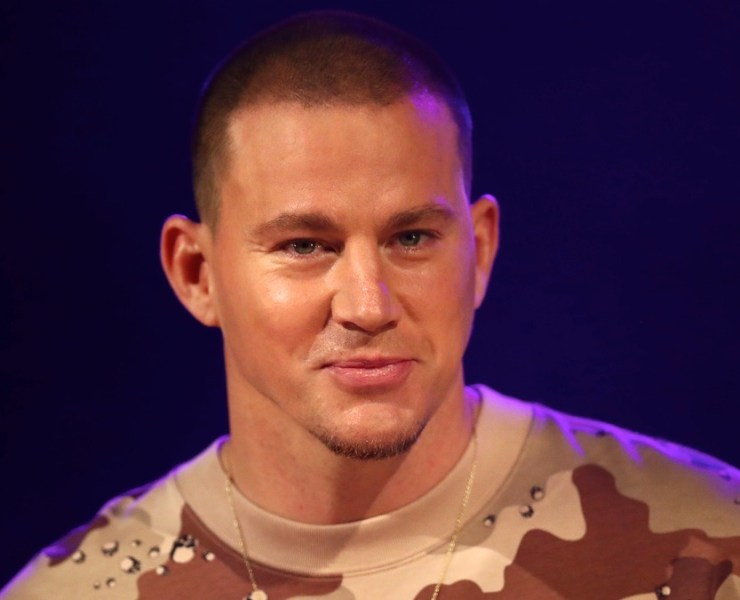 Channing Tatum Media Announcement