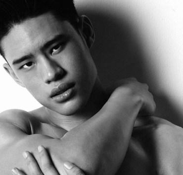 Male Model Enrique Dustin