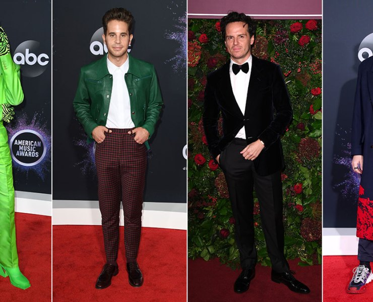 Red Carpet Recap: Lil Nas X, Ben Platt, Andrew Scott, Dan Levy