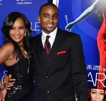 Whitney Houston's daughter Bobbi Kristina Brown and her boyfriend Nick Gordon