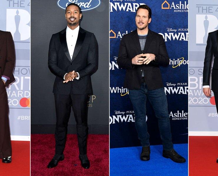 Red Carpet Recap: Harry Styles, Michael B Jordan, Chris Pratt, Jack Whitehall