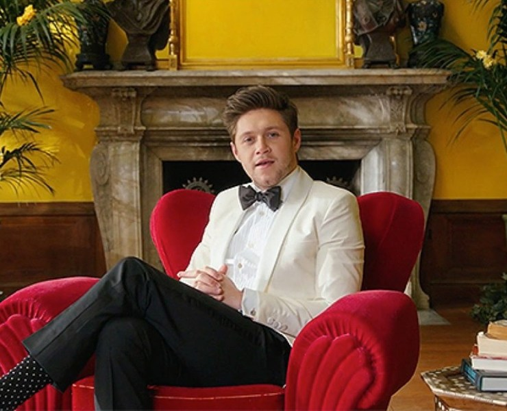 Niall Horan No Judgement Music Video