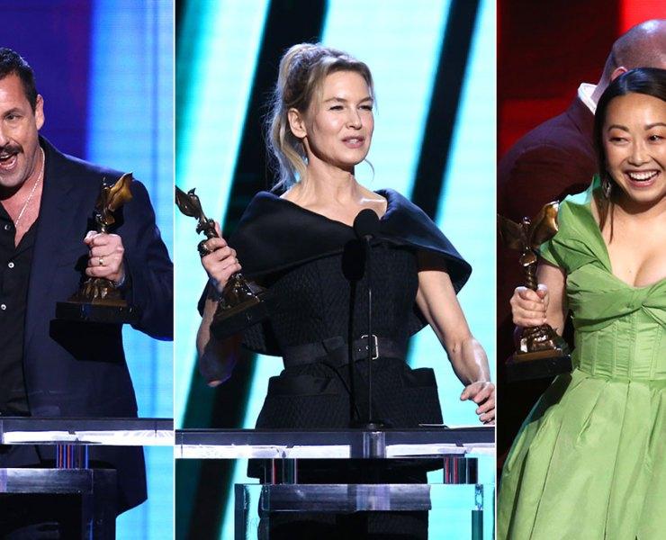 2020 Film Independent Spirit Awards - Winners