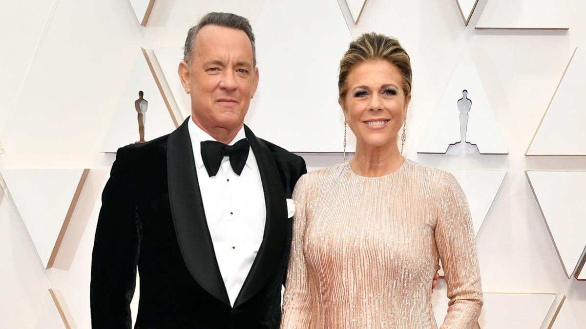 Tom Hanks and Rita Wilson Both Confirmed to Have Coronavirus 1