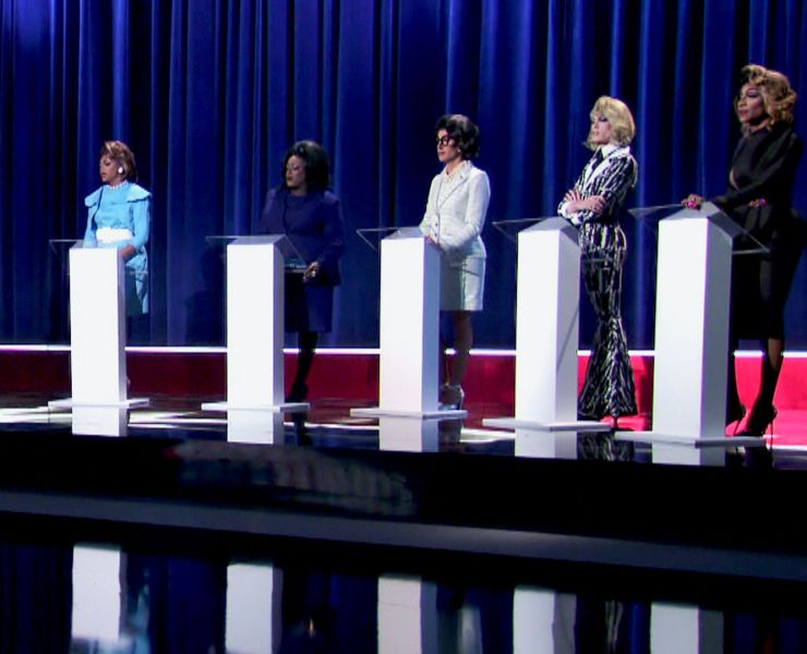 RuPaul's Drag Race Episode 9 - 'Choices 2020'