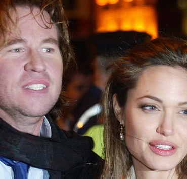 angelina jolie and val kilmer