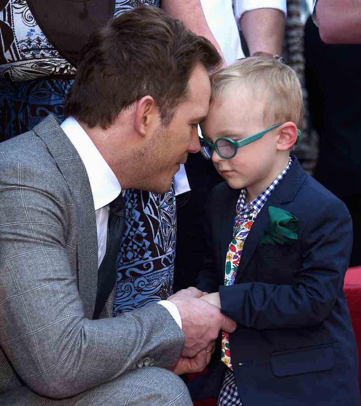 Chris Pratt Honored With Star On The Hollywood Walk Of Fame