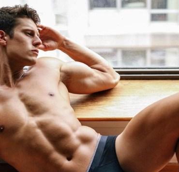 model Eian Scully