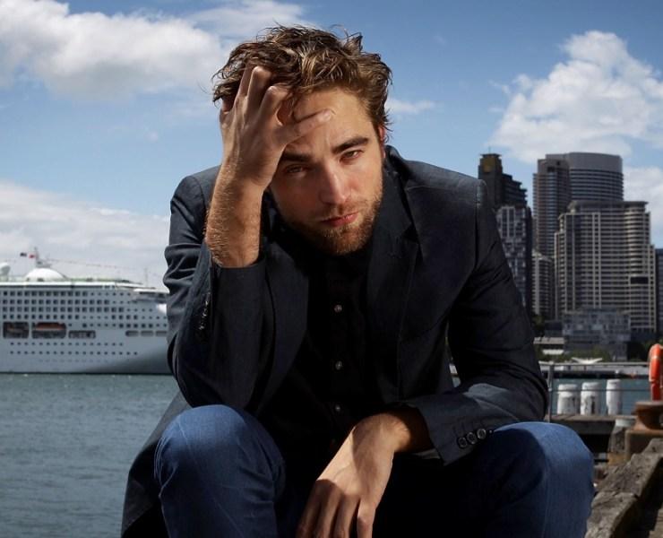 Robert Pattinson Sydney Photocall