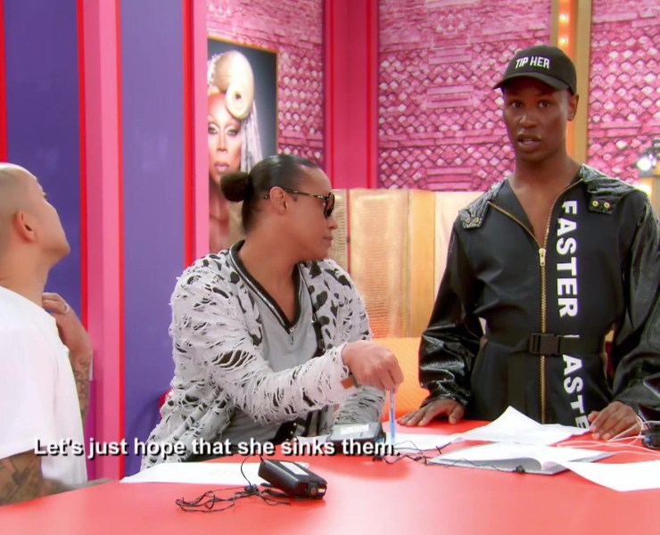 RuPaul's Drag Race All-Stars 5: Episode 2, 'I'm in Love!'