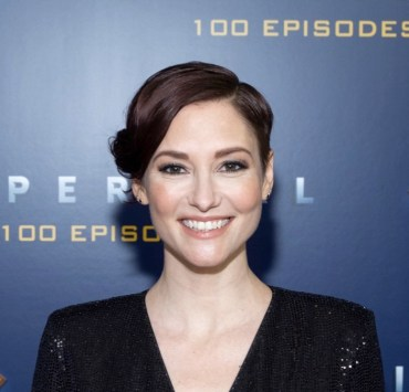 "Chyler Leigh ""Supergirl"" Celebrates 100 Episodes!"