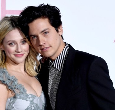 "Lili Reinhart and Cole Sprouse Premiere Of Lionsgate's ""Five Feet Apart"" - Arrivals"