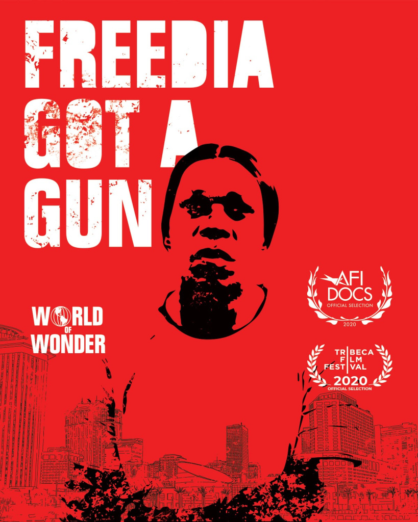 Big Freedia Got A Gun