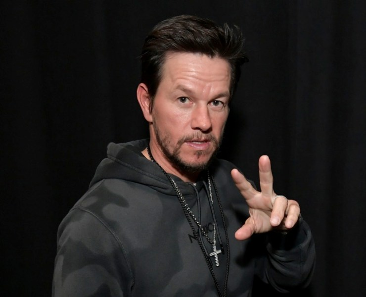 Mark Wahlberg 61st Annual GRAMMY Awards - Backstage