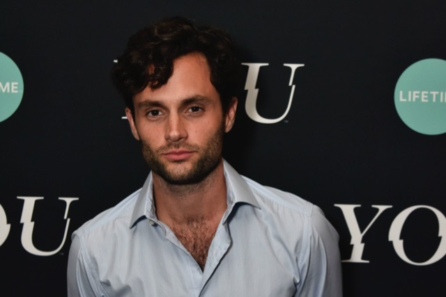 """Penn Badgley attends the Screening Of Lifetime's """"You"""" Series Premiere"""