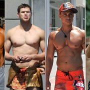 2010 Shirtless Male Celebrity Photo Roundup