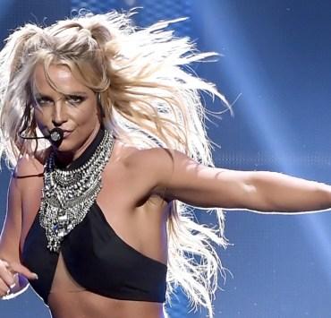 Britney Spears 2016 iHeartRadio Music Festival - Night 2 - Show