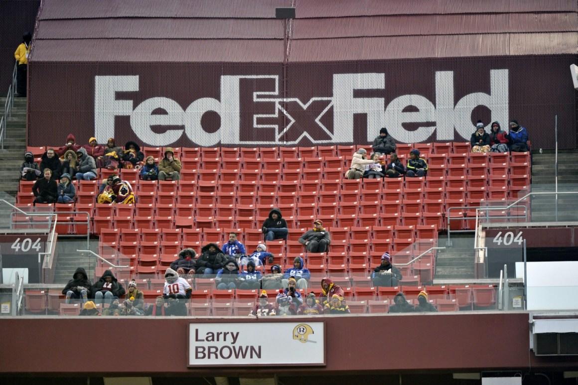 Redskins FedEx Field