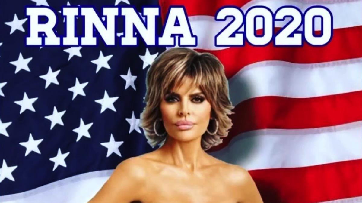 Lisa Rinna 2020