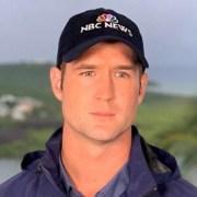 NBC News Correspondent Morgan Chesky