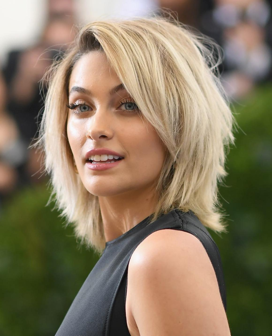 """Paris Jackson at """"Rei Kawakubo/Comme des Garcons: Art Of The In-Between"""" Costume Institute Gala - Arrivals"""