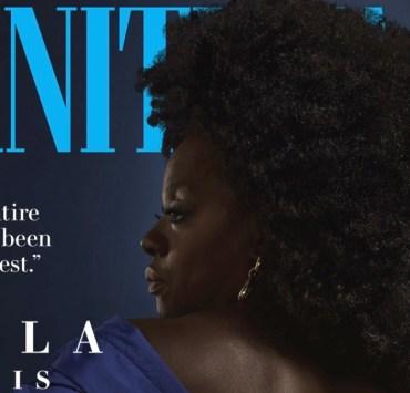 Viola Davis for Vanity Fair