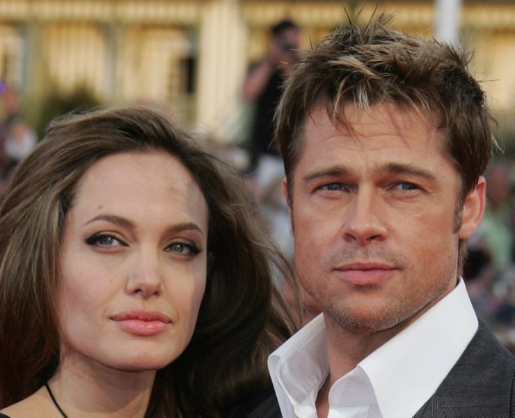 Brad Pitt and Angelina Jolie 33rd Deauville Film Festival : The Assassination Of Jesse James - Premiere