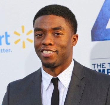 "Chadwick Boseman Premiere Of Warner Bros. Pictures' And Legendary Pictures' ""42"" - Arrivals"