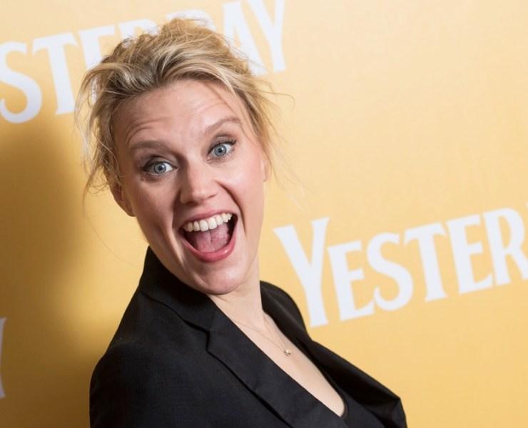 Kate McKinnon Yesterday Special Screening In Gorleston