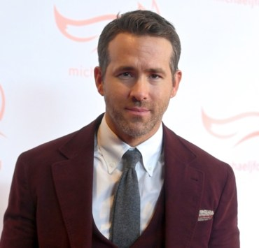 Ryan Reynolds 2019 A Funny Thing Happened On The Way To Cure Parkinson's - Arrivals