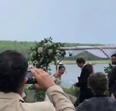 Wedding Lightning Video