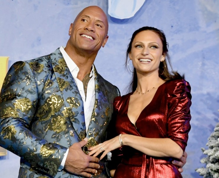 """Dwayne Johnson Premiere Of Sony Pictures' """"Jumanji: The Next Level"""" - Red Carpet"""